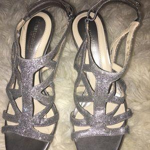 Naturalizer N5 Comfort Glitter Heels